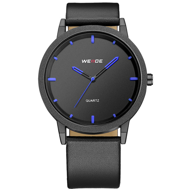 WEIDE Mens Watches Top Brand Luxury Quartz Watch Fashion Casual Business Watch Male Wristwatches Quartz-Watch Relogio Masculino