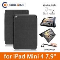 retina ipad For iPad Mini Retina 100% Original BGR Brand Sleep/Wake Up Fold Stand Leather Case Smart Cover For iPad Mini 1 2 3 Retina  (1)