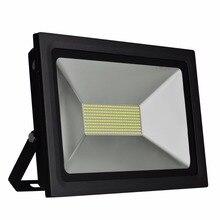 LED Flood Light 15W 30W 60W 100W 150W 200W Led Floodlight Spotlight 220V 110V Reflector Waterproof Outdoor Garden Projectors