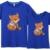 Mulheres/Homens Zootopia T Camisa 2017 Nova Verão Super Bonito 3D padrão Raposa Impressão Tees Manga Curta Judy Nilk Casais T-shirt Mujer