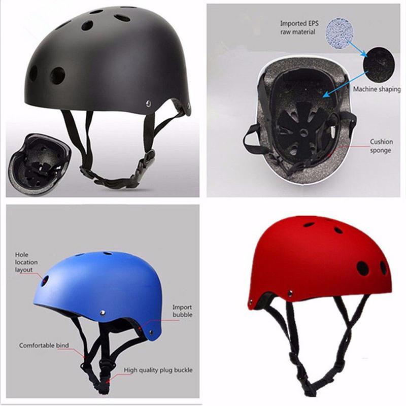 BMX велосипед скейт мульти-спорт MTB велосипед баланс Катание на коньках шлем Дети Велоспорт велосипед крушение шлемы, Безопасность Защитное ...