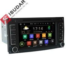 7 Pouce Android 5.1.1 Lecteur DVD de Voiture Pour VW/Volkswagen/Touareg/Transporter T5 Avec Canbus Wifi GPS Navigation Bluetooth Radio FM