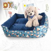 New Dog Bed Mattress Waterproof and Plush Beds & Sofas Pet Litter Can be Removed and Washed By Small and Medium-sized Dogs 2019 e commerce adoption factors in small and medium sized enterprises