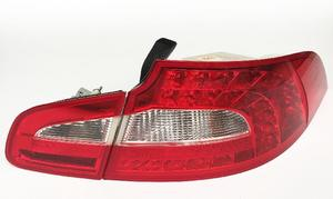 Image 3 - Lampa zderzaka dla doskonałego tylnego światła, 2009 ~ 2013;LED, akcesoria samochodowe, Super tylne światło, doskonałe światło przeciwmgielne; Octavia,Fabia, Superb