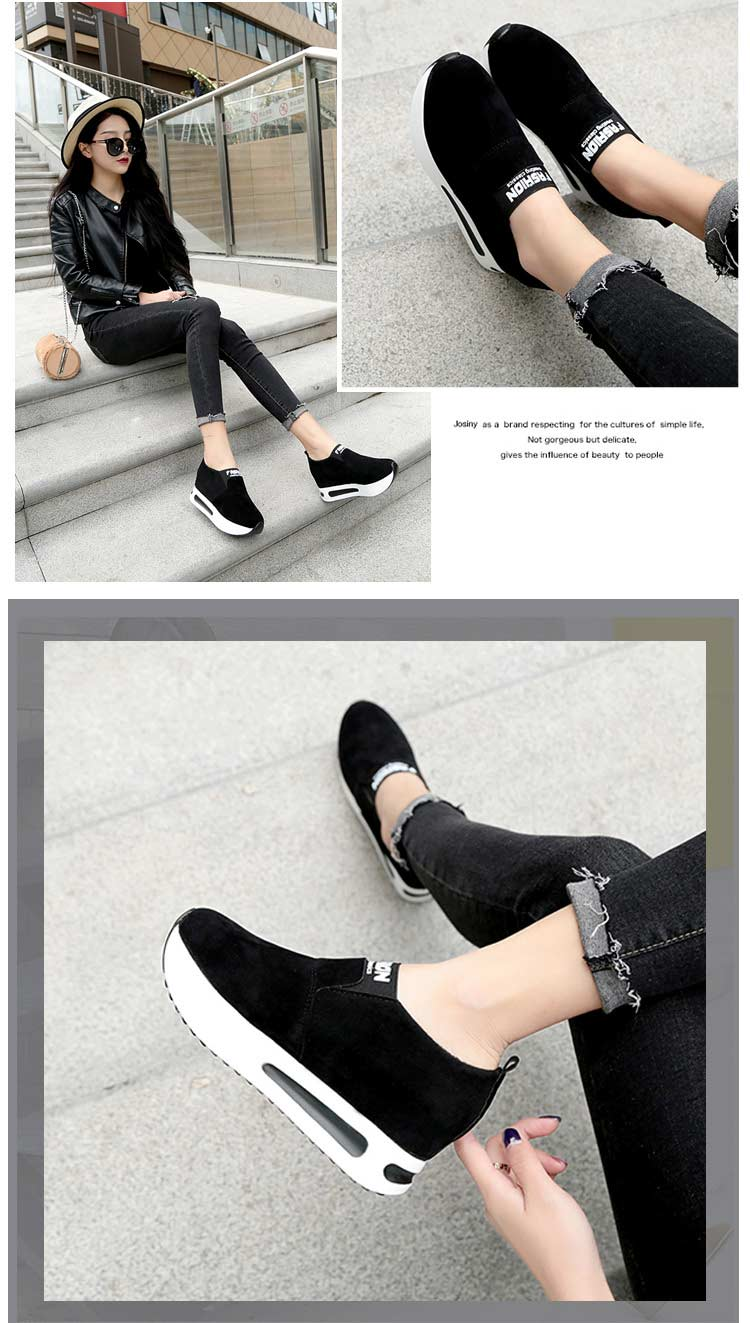 Vulcanize shoes women casual shoes 2019 new fashion solid pu women sneakers slip-on breathable shoes woman zapatos de mujer (15)