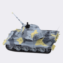2017 New Great Wall 2203 1:72 Scale 4CH Mini RC Tank  Radio Remote Control Simulation Tanks Model Toy Kids Christmas Gift