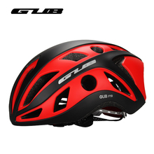 2017 GUB Professional Aerodynamics Bicycle Cycling Helmet Bike Helmet Ultralight Integrally molded 22 Air Vents 57-61cm 7 Colors