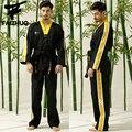 Taekwondo Taekwondo clothes color Zhuo adult Taekwondo Taekwondo training wear long sleeved clothing for men and women