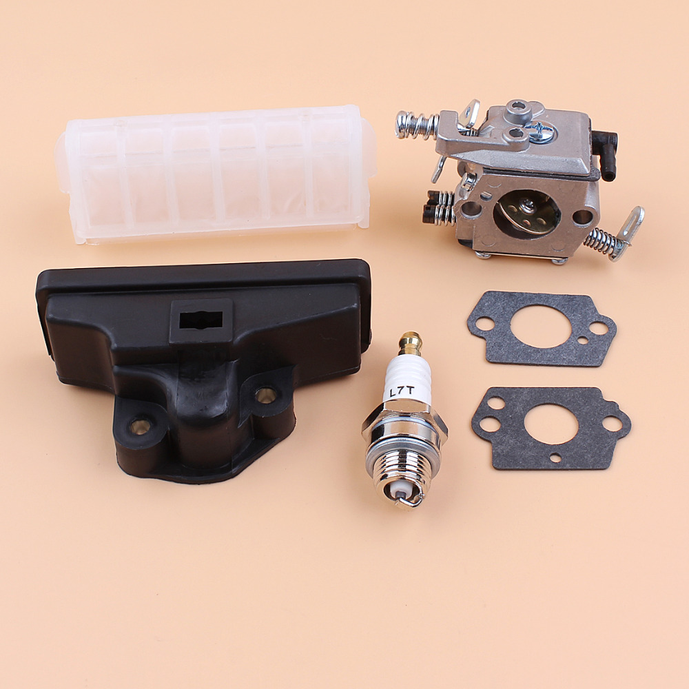 Carburetor Gasket Air Filter Spark Plug Kit For STIHL MS250 MS230 MS210 025 023 021 Chainsaw Walbro WT-286 Carb