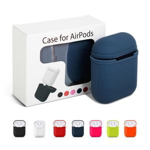 For Airpods Case silicon Prote