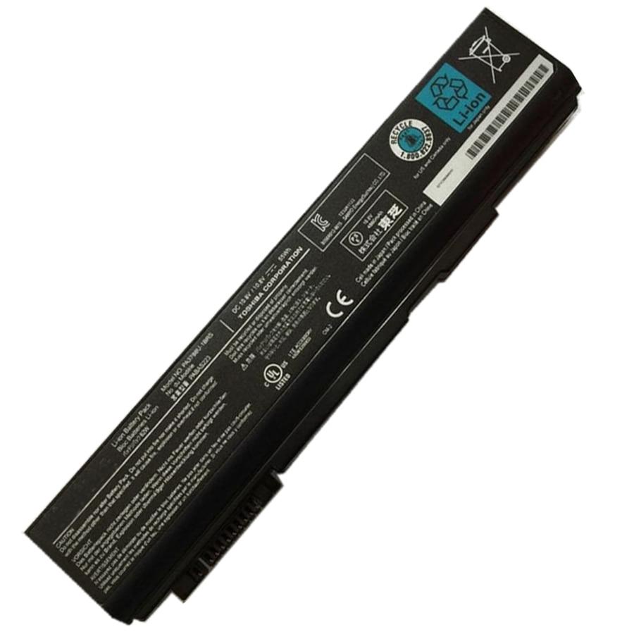 10.8V 55wh original laptop battery for Toshiba PA3788U-1BRS PABAS223 Satellite Pro S500 Tecra A11 M11 S11 S11-173 Free shipping10.8V 55wh original laptop battery for Toshiba PA3788U-1BRS PABAS223 Satellite Pro S500 Tecra A11 M11 S11 S11-173 Free shipping
