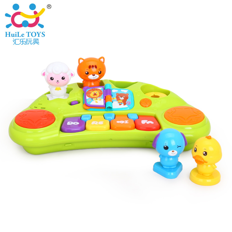 Musical Educational Toys : Kids learning education baby toys electronic