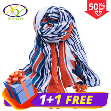 купить 1PC Scarves Women High Fashion 2018 Cotton Women Plaid Striped Long Tassels Scarf Soft Woman New Viscose Soft Pashminas Shawls дешево