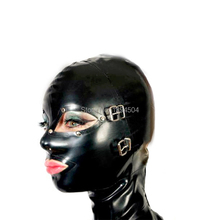 sexy lingerie design sexy products handmade customize size female women Latex Mask
