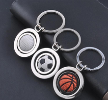 3D Design Rotation Keychain