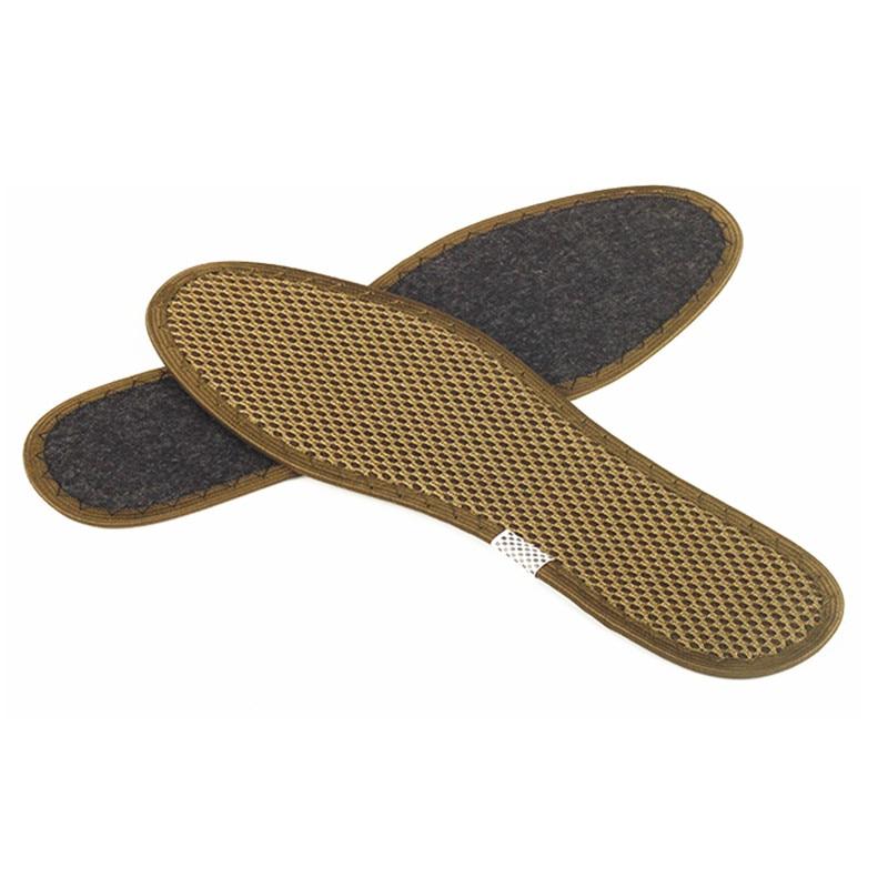 EFBABA Militer Pelatihan Sol Bambu Arang Keringat Penyerap Bernapas - Aksesoris sepatu - Foto 4