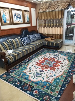Mode crâne impression tapis pour salon chambre tapis doux salle de bain plancher porte tapis décor à la maison tapis grande surface tapis