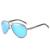 Polarizada Óculos de Sol Da Moda Estilo Óculos De Sol para Homens/Mulheres Do Vintage Design Da Marca prescrição glasse UV400 Personalizável 8503