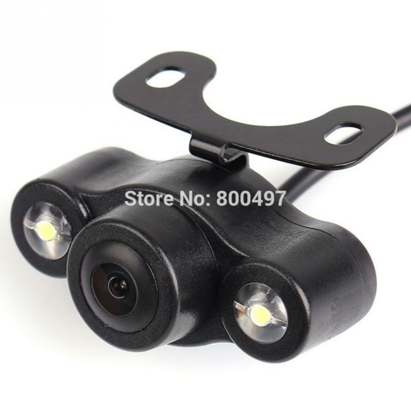 Mini Night Vision Color Reverse Backup Car Rear View Camera  480 TVL 170 Degrees Waterproof IP67 for All the Cars Lahore