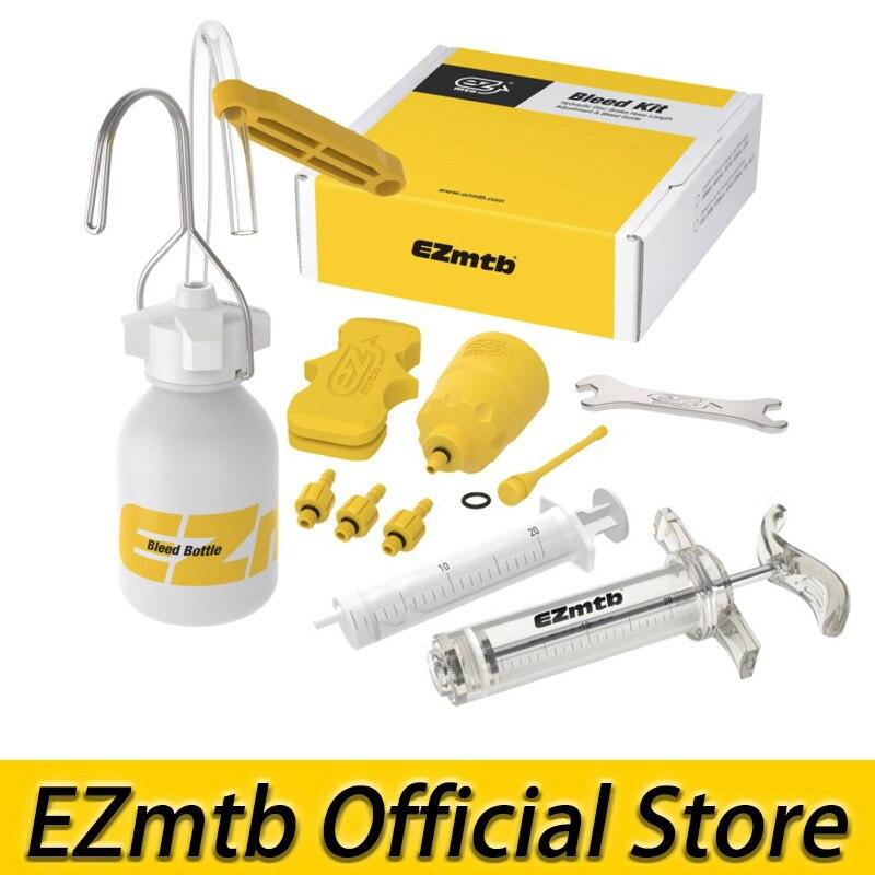 EZMTB Fahrrad Hydraulische Bluten Tool Kit für shimano tektro magura System Bremse