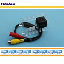 Car Camera For Jeep Liberty 2011~2015 / Rear View Back Up Parking Camera / CCD Night Vision + Power Relay Rectifiers