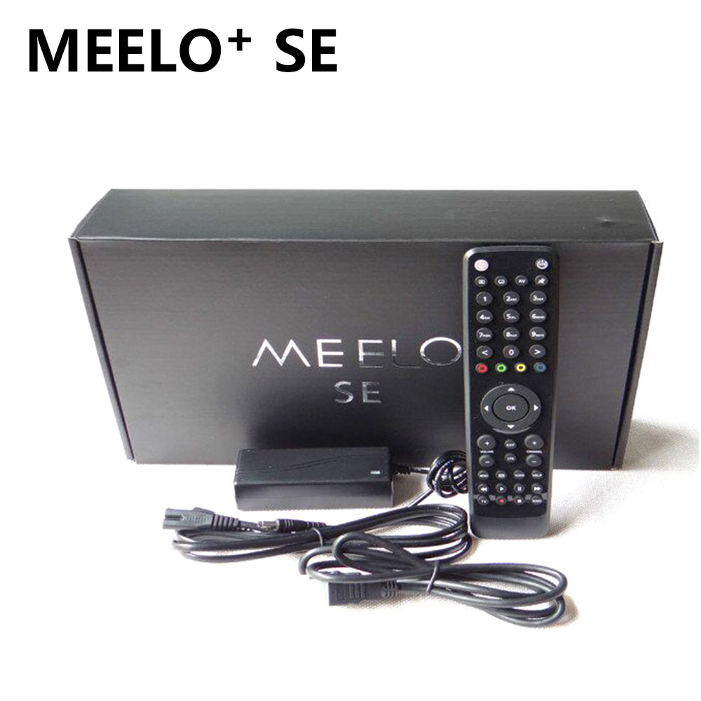 SZ Meelo SE TV Box Original use VU SOLO 2 Software dvb-s2 Twin tuner Satellite Receiver Linux 1300 MHz CPU two CA
