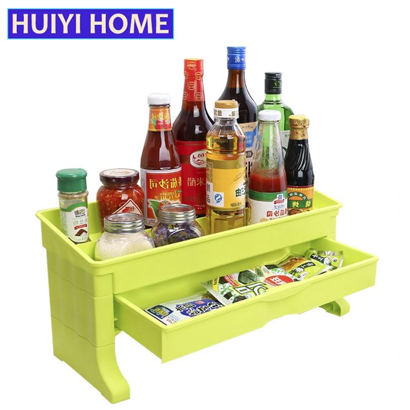 3 кольорів пластикові кухонні столи - Організація і зберігання в будинку