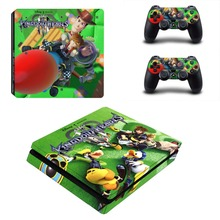 Game Kingdom Hearts 3 PS4 Slim Skin Sticker
