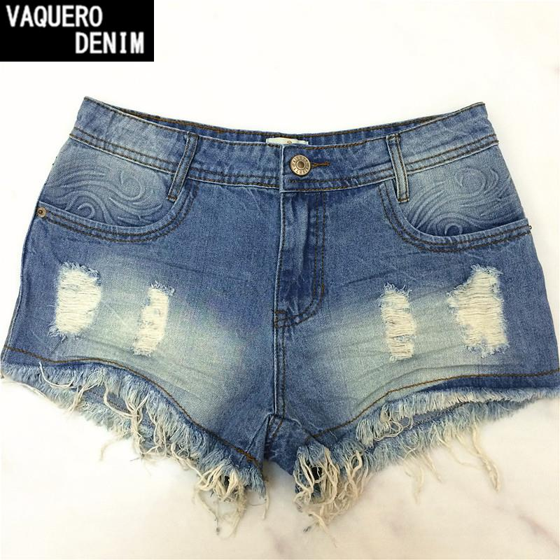 Compare Prices on Patterned Denim Shorts- Online Shopping/Buy Low ...