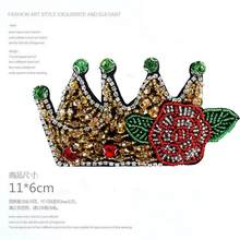 7cfb8e7529 Rhinestones Crown Patches Promotion-Shop for Promotional Rhinestones ...