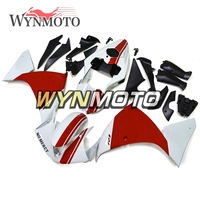 2012 2014 R1 ABS Plastics Complete Fairing Kit For Yamaha YZF1000 R1 2012 2013 2014 12 13 14 Motorcycle Red White Bodywork New