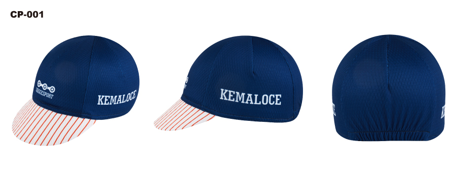 KEMALOCE CYCLING CAP CP-001