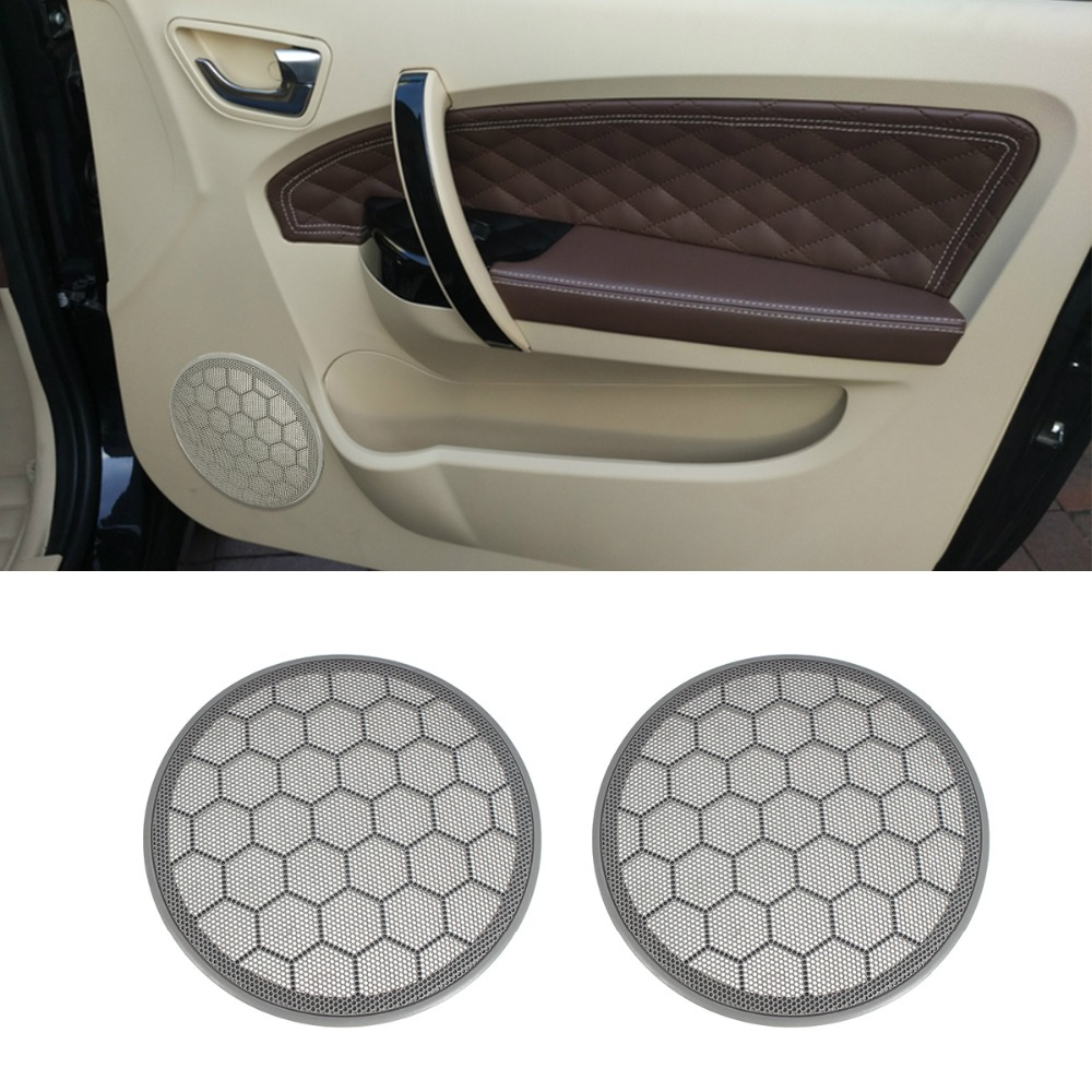 2pcs car door loud speaker cover grill for vw beetle passat b5 jetta mk4 golf gti 1999 2000 2001 2002 2003 2004 2005 3b0868149 [ 1000 x 1000 Pixel ]