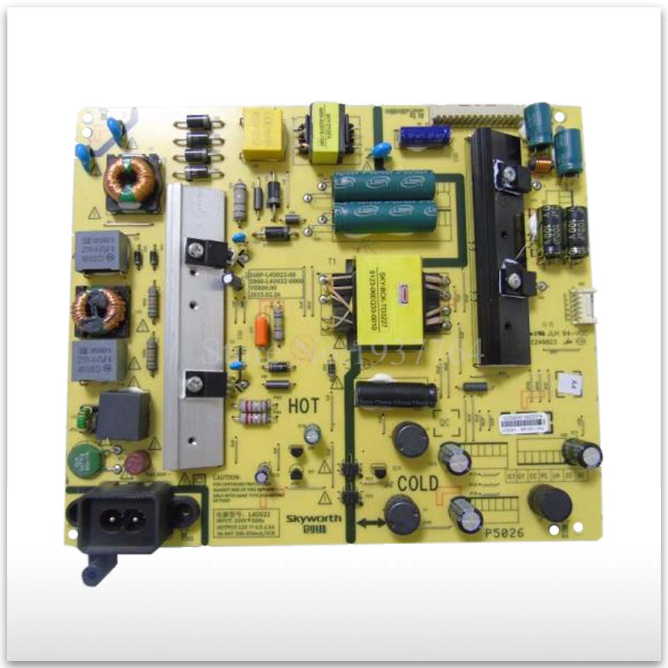 original used second-hand for 49D9/49E6000 5800-L4U022-0000/0100 168P-L4U022-00 power supply board siemens et 645mn21