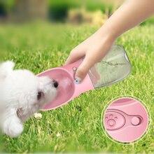 Portable Bottle Water Dispenser for Pets