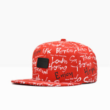 Hip hop Harajuku baseball cap Graffiti printing caps for men summer sund hat women's hat bone snapback street cap Skateboard cap