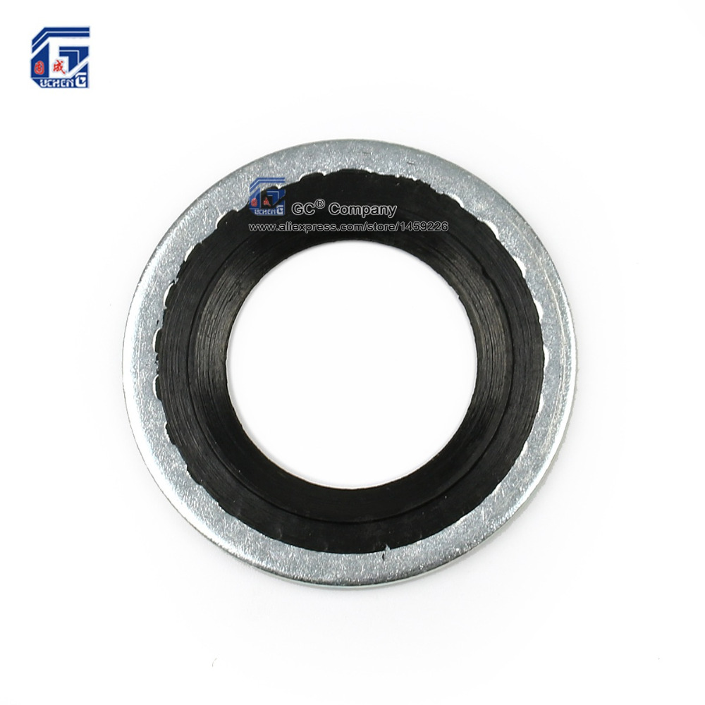 ( 28 x 15.5 x 1.2 mm) Compressor Seal Washer Gasket for GM (General Motors) Cars