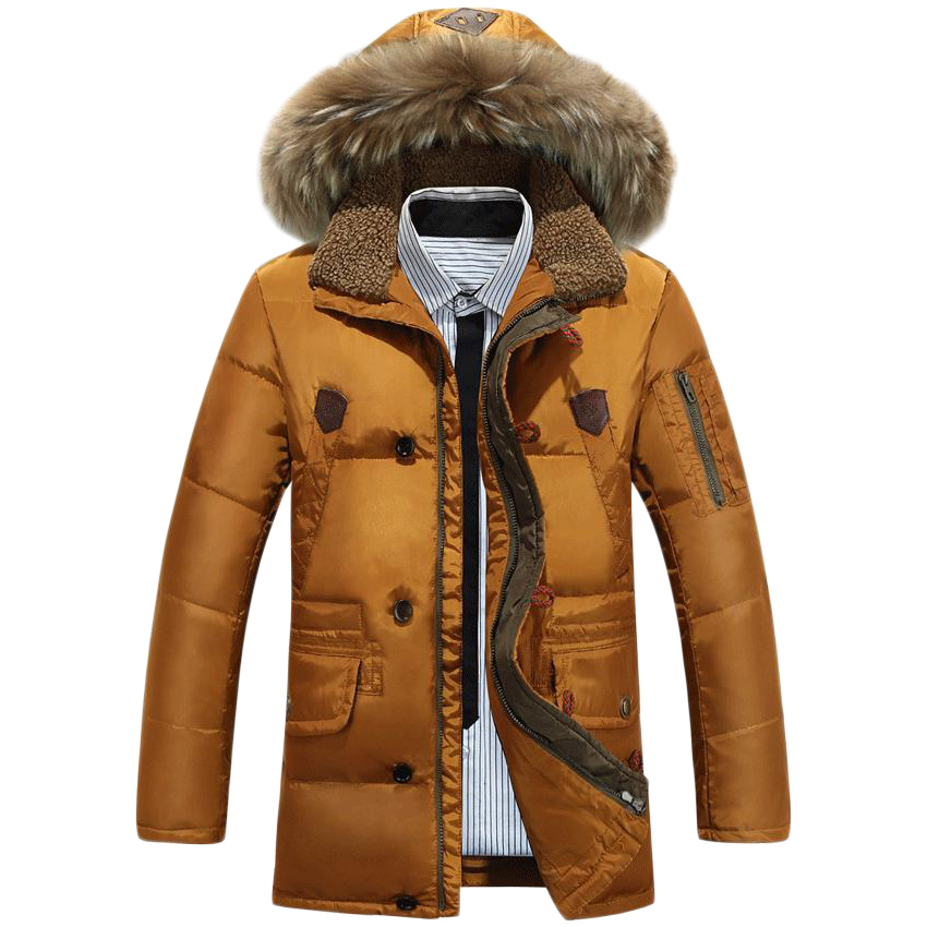 ФОТО Free shipping 2017 autumn and winter fashion explosion models size M-XXXL men's casual cotton jacket 170hfx