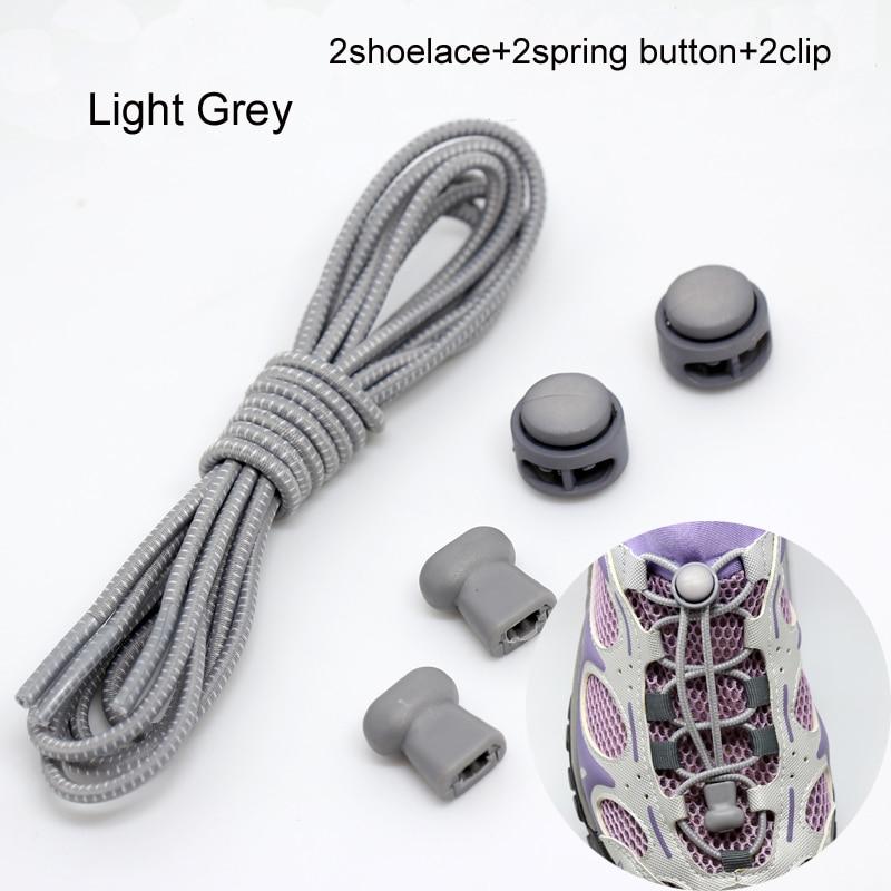 Tie shoelace Elastic Locking ,Shoelaces 3