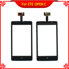 Touch Screen Digitizer 4 Inch For ZTE KIS3 OPEN C  Panel Free Shipping цена 2017