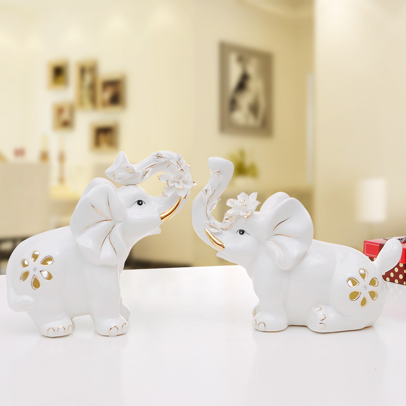 Buy porcelain elephants and get free shipping on AliExpress com