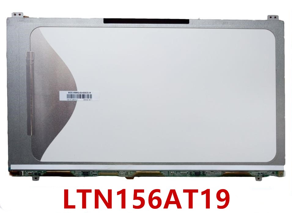 Brand new and Original 15.6 WXGA LTN156AT19 LTN156AT18 N156BGE-E52 LTN156AT19-001 LTN156AT19-501 3vu1340 1nh00 brand new and original