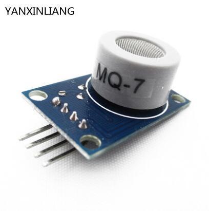 1pcs MQ-7 carbon monoxide CO sensor module gas sensor detection and alarm module