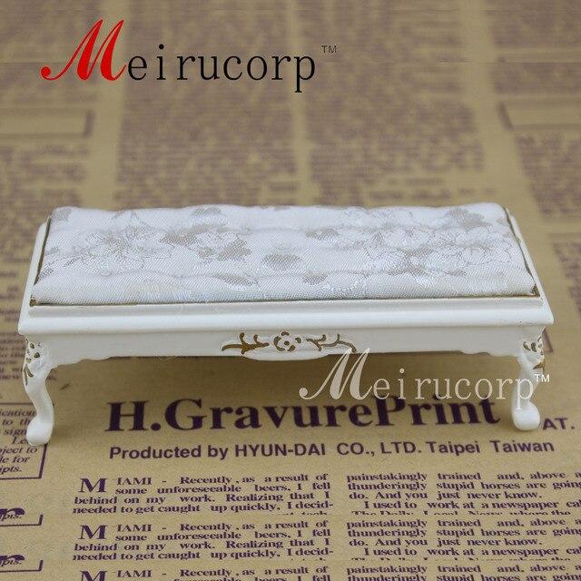Vintage dorado Hecho A Mano Fino 1:12 Dollhouse muebles en miniatura ...