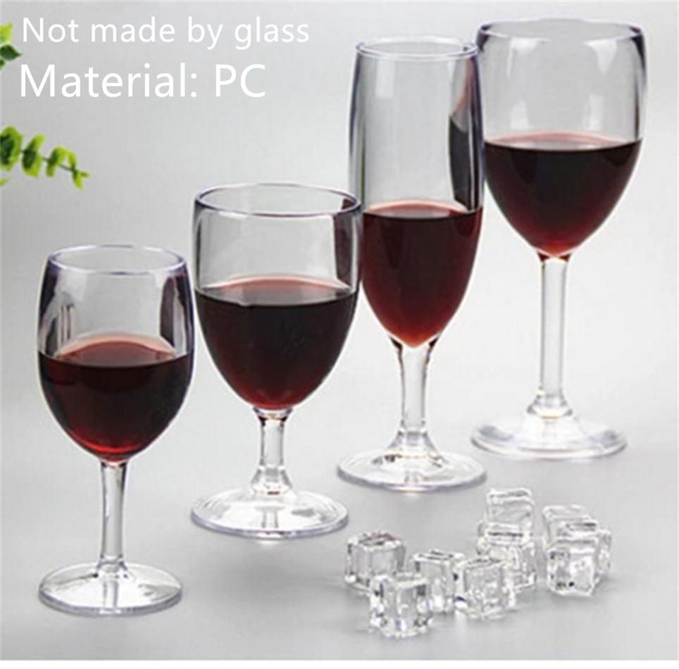 акриловые бокал для шампанского