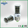 Ultra High Luminous Flux LED Bulb 4014 SMD E27 E14 LED Corn Bulb Chandelier AC220V 38LEDs 55LEDs 78LEDs 140LEDs LED Bulbs Light