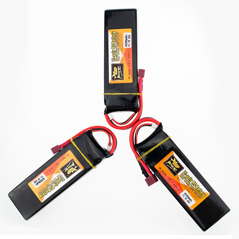 3pcs 11.1V 4200mAh 3S 35C for Helicopters Four axis Airplanes Cars Boats power T XT60 Plug Connector 3S lipo bettary3pcs 11.1V 4200mAh 3S 35C for Helicopters Four axis Airplanes Cars Boats power T XT60 Plug Connector 3S lipo bettary