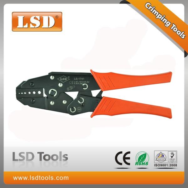 Ls-1741 haute qualicty coax sertir pour 4.5 / 3.25 / 3.84 / 2 / 1.72 / 1 mm coxial câbles