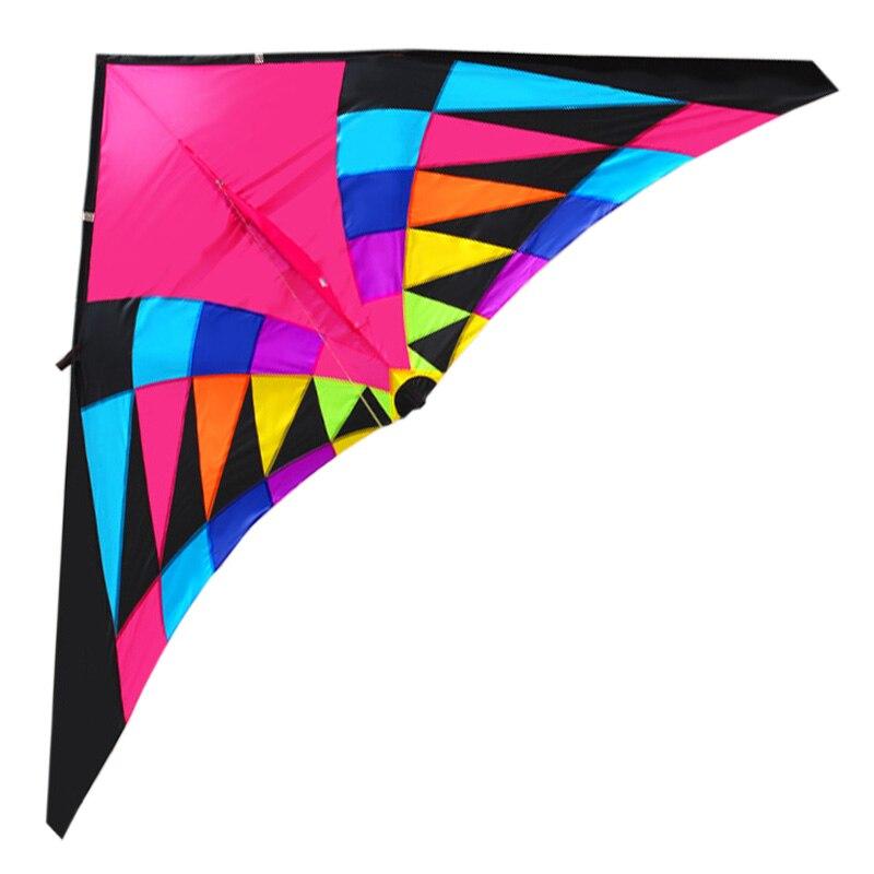 Sports d'amusement en plein air jouets 3.6 m haute qualité puissance Triangle cerf-volant bonne offre spéciale volante
