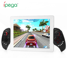 iPEGA PG-9023 PG9023 Bluetooth Game Controller Gamepad For Smartphone iOS Android ipad PC Stretch Joystick with Stand Telescopic